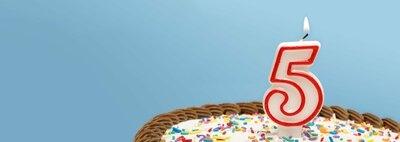 Wir feiern Content-Management: 5 Jahre OCEANSITES!