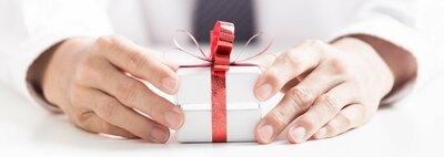 5 bunte Ideen und Tipps rund um Giveaways und Werbeartikel  – nicht nur zu Weihnachten  und Neujahr!